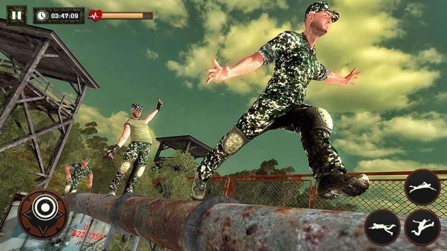 美国陆军使命生存游戏