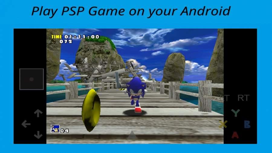 tips for  Emulator HD PSP PRO截图1