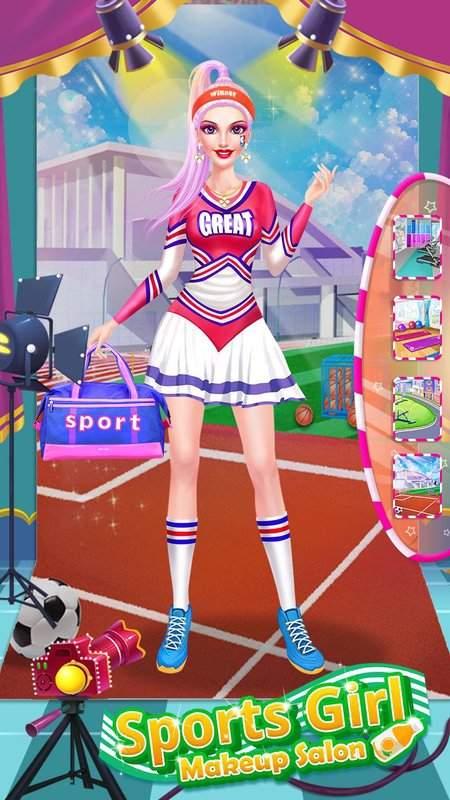 健身女孩时尚换装截图2