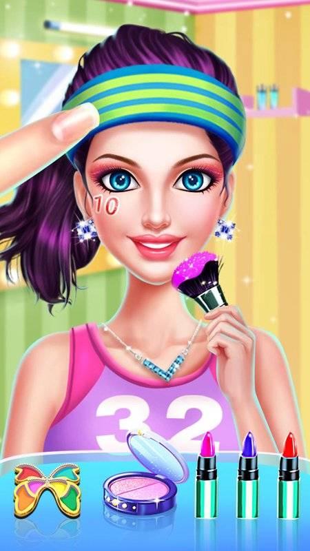 健身女孩时尚换装截图3
