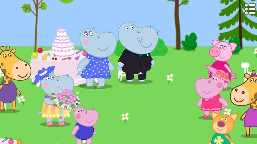 婚礼派对。 女孩游戏截图7