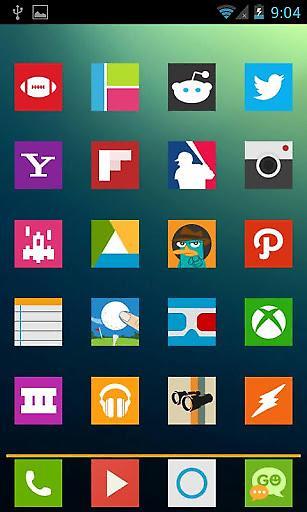 玩免費工具APP|下載Minimal MIUI Go Apex Theme app不用錢|硬是要APP