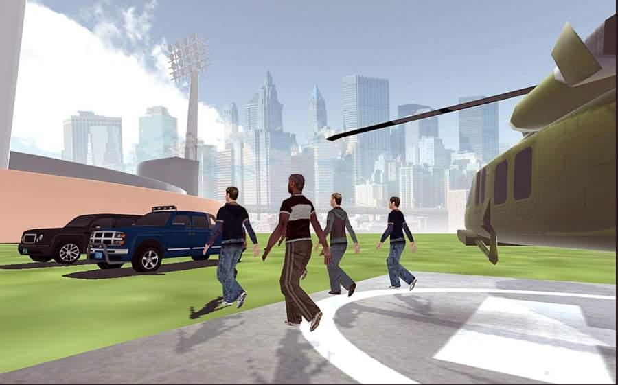 城市生存直升机辛截图0
