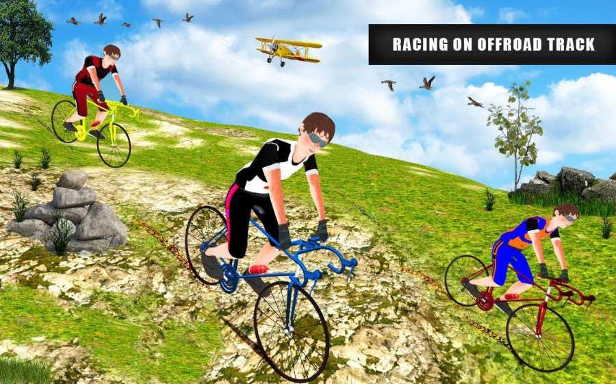 自行车 骑术 特技 模拟器