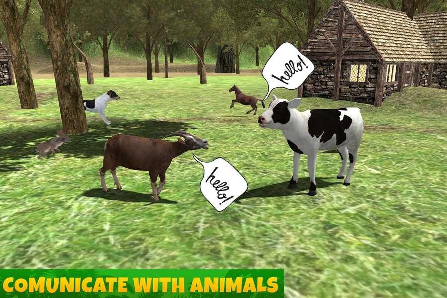 农场动物家庭截图4