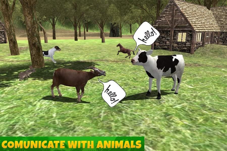 农场动物家庭截图9