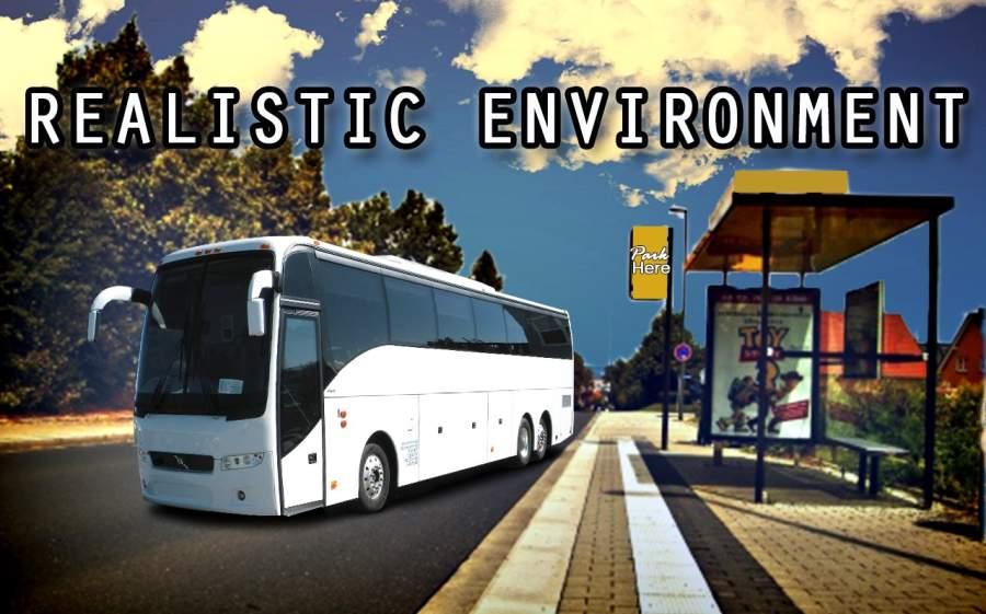 offroad bus 3d sim 2017截图1
