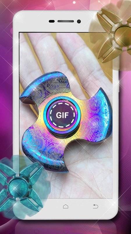 指尖陀螺遊戲 锁屏 – GIF製作截图8