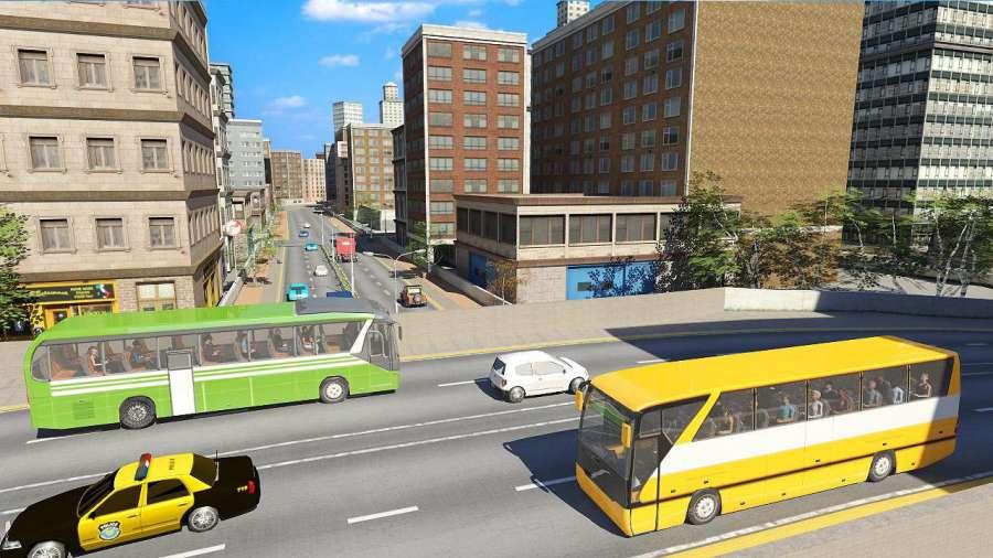 巴士模拟器2017:公共交通截图4
