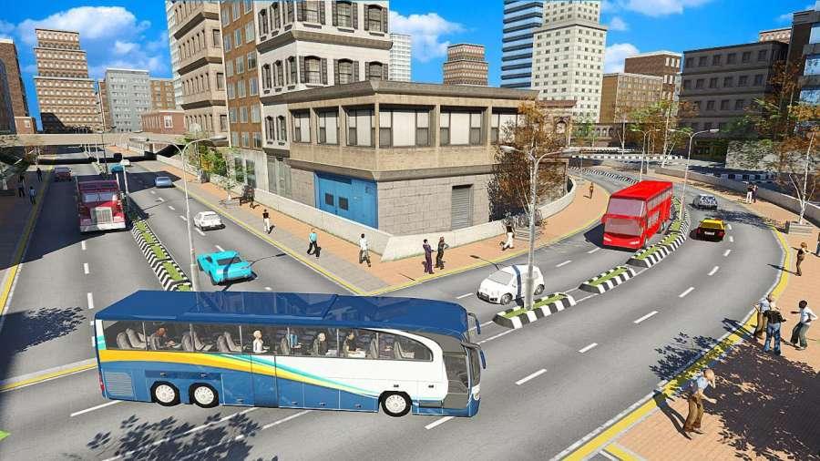 巴士模拟器2017:公共交通截图6