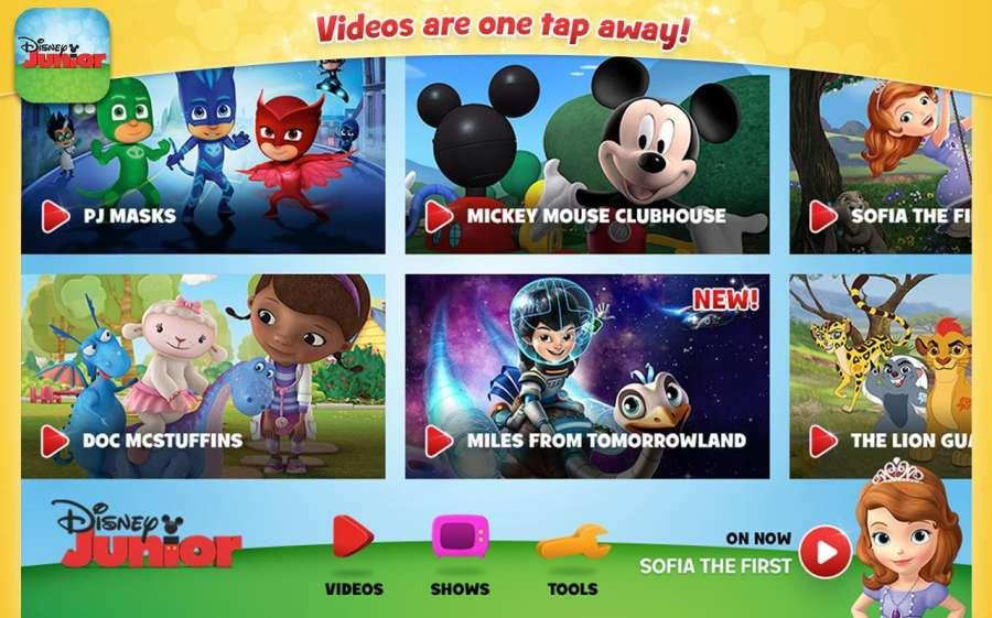 Disney Junior Canada截图4