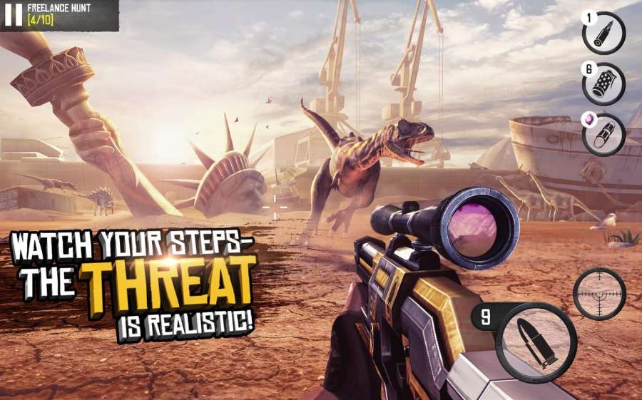 Best Sniper: Shooting Hunter截图0