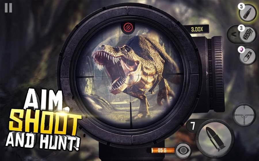 Best Sniper: Shooting Hunter截图1