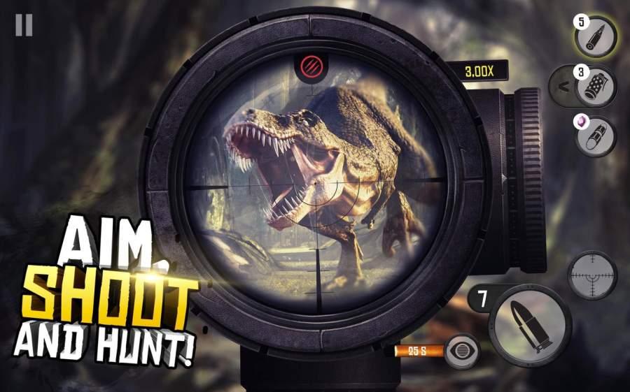 Best Sniper: Shooting Hunter截图2