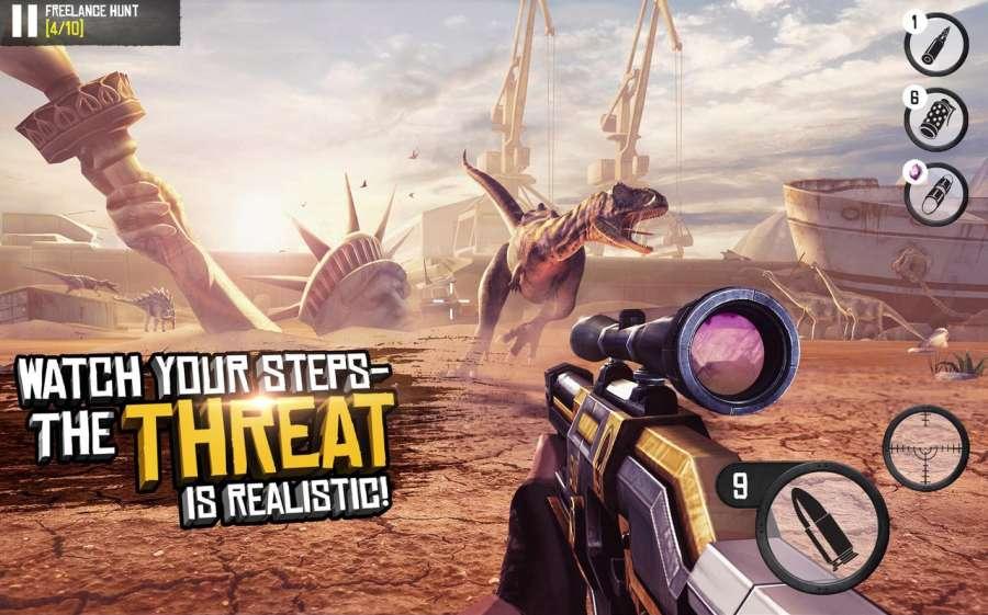 Best Sniper: Shooting Hunter截图8