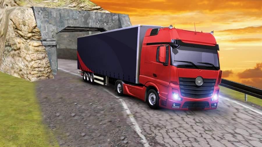 运输 卡车 英雄 司机 高速公路重 卡車 司機 模擬器