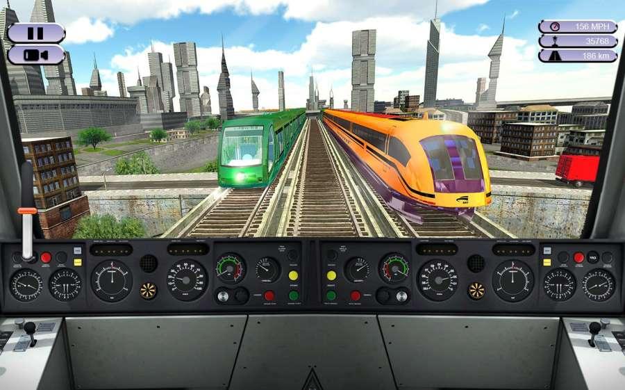 印度火车赛车模拟器2017截图3