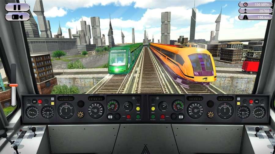 印度火车赛车模拟器2017截图4