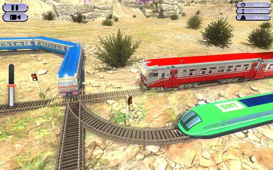 印度火车赛车模拟器2017截图6