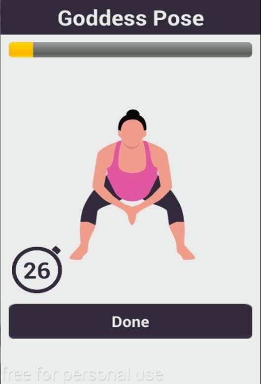 怀孕瑜伽截图1