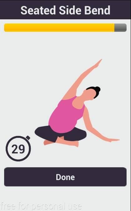 怀孕瑜伽截图6