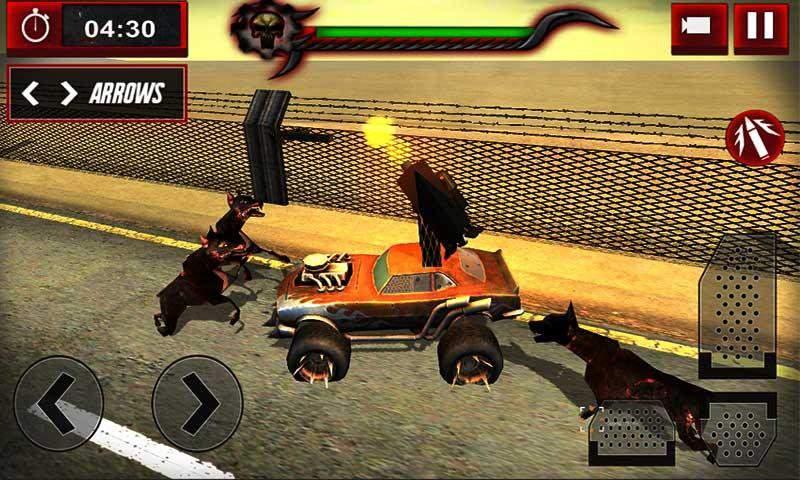 僵尸加速器: 装甲卡车截图1