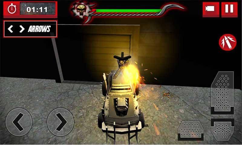 僵尸加速器: 装甲卡车截图3