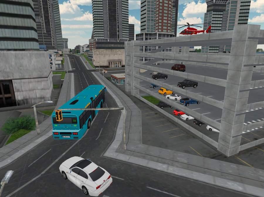 New York City Coach Bus Sim截图0