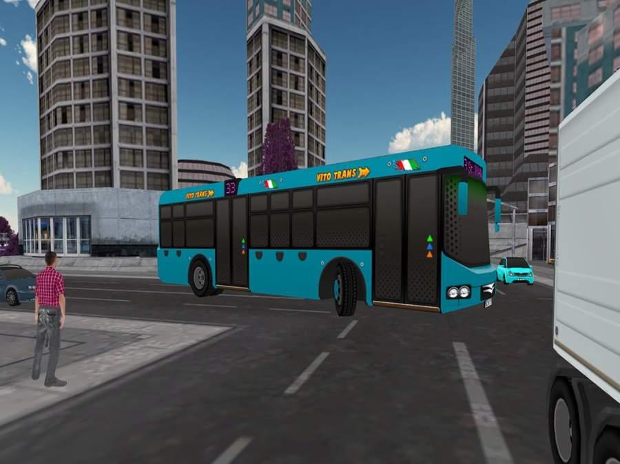 New York City Coach Bus Sim截图2