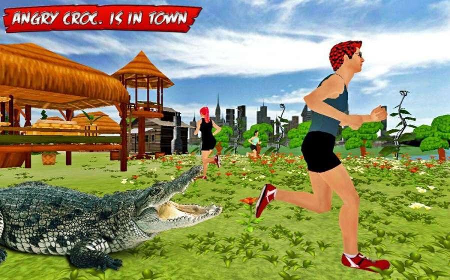 海滩 鳄鱼 攻击截图3