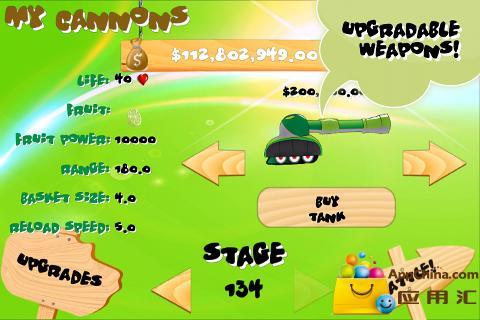 Invasion of the Veggies 射擊 App-癮科技App