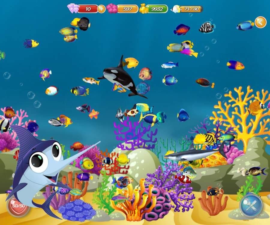 養魚 - 我的水族館截图4