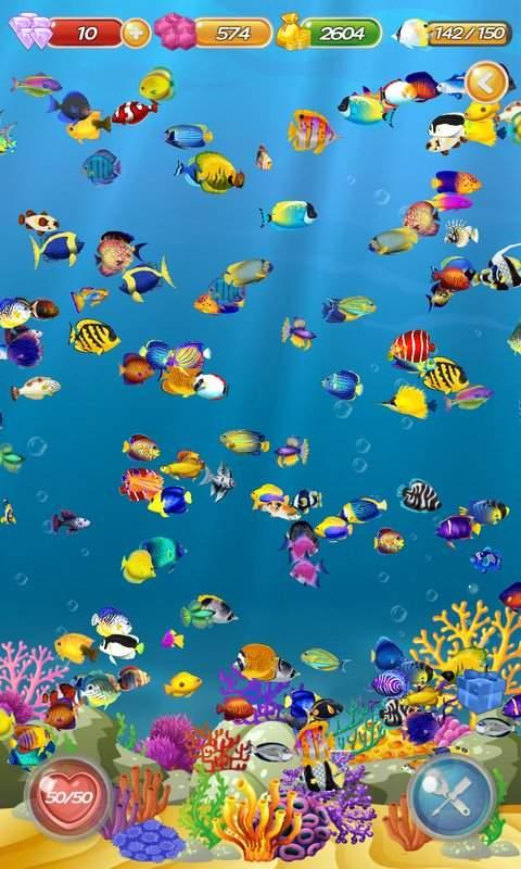 養魚 - 我的水族館截图5