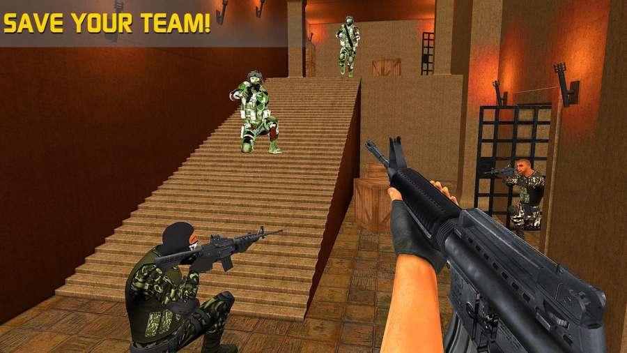 反恐特警队FPS截图2