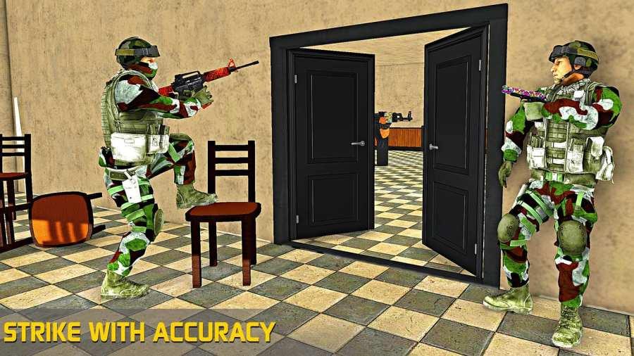 反恐特警队FPS截图7