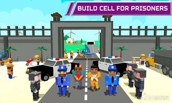 监狱施工新建筑截图1