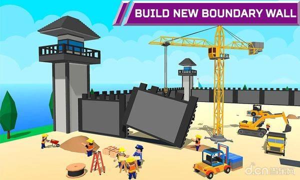 监狱施工新建筑截图5