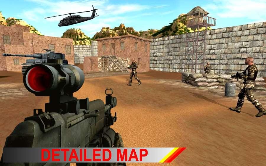 现代部队前线作战截图5