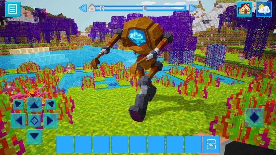 RoboCraft Survive & Craft截图0