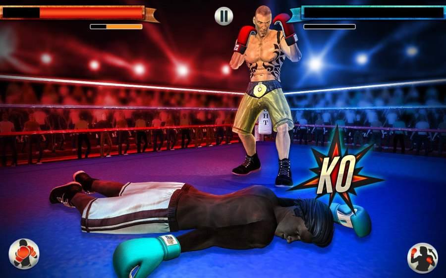 拳击俱乐部:世界冠军超级拳打截图0
