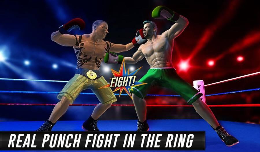拳击俱乐部:世界冠军超级拳打截图1