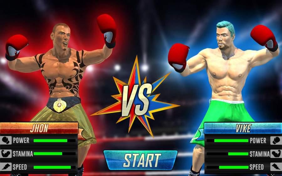 拳击俱乐部:世界冠军超级拳打截图2