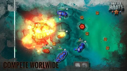 战舰大作战截图2