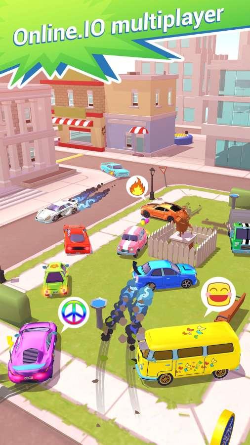 撞车俱乐部:驾驶和粉碎城市截图2