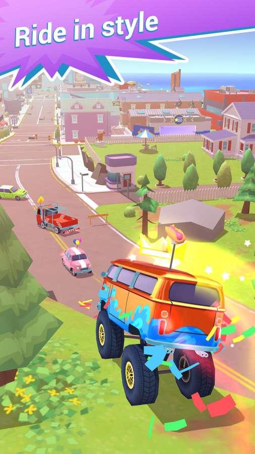 撞车俱乐部:驾驶和粉碎城市截图4