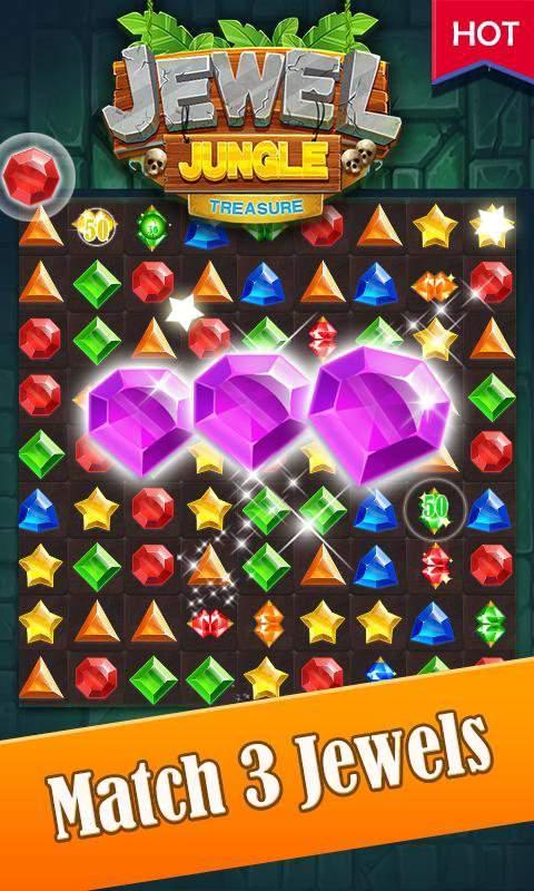 丛林宝石宝藏-Jewels