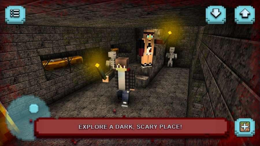 恐怖之夜:建筑与生存恐怖游戏截图0