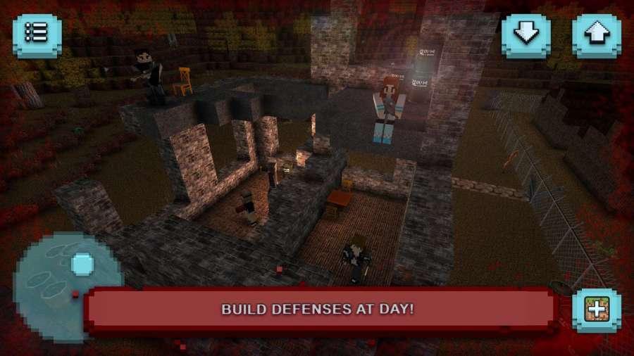 恐怖之夜:建筑与生存恐怖游戏截图2