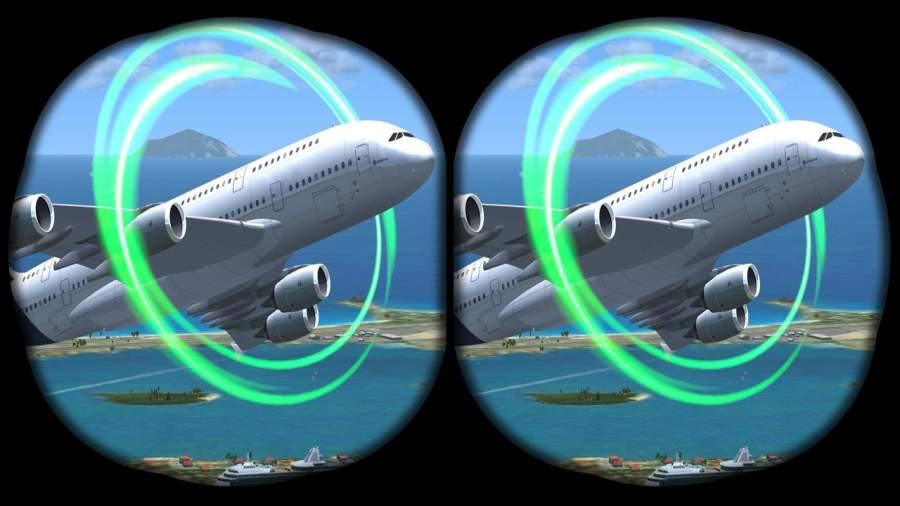 VR飞机飞行模拟器截图6