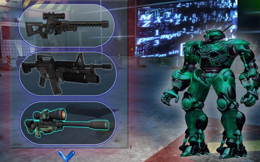 现代机器人战争截图1